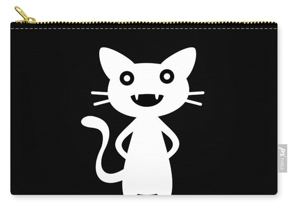 Kitty Boo Carry-all Pouch