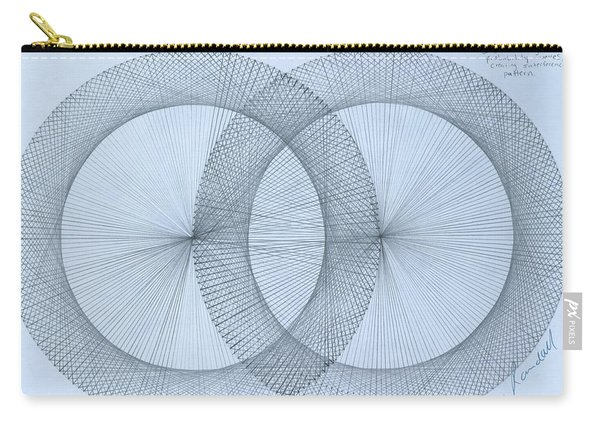 Magnetism Carry-all Pouch