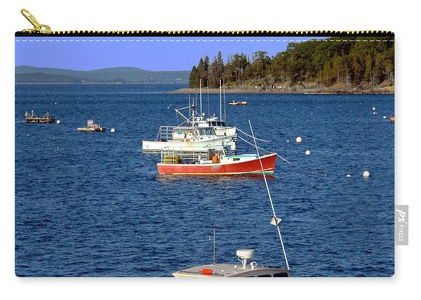 Maine Lobster Boat Carry-all Pouch