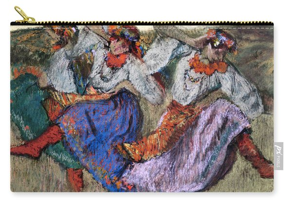 Russian Dancers Carry-all Pouch