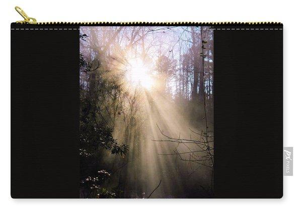 Sunrise Of Faith Carry-all Pouch