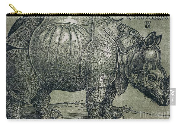 The Rhinoceros Carry-all Pouch