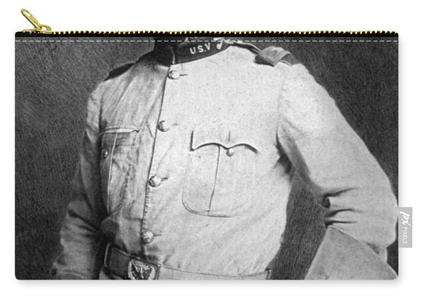 Theodore Roosevelt Carry-all Pouch