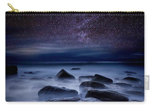 Where Dreams Begin Carry-all Pouch