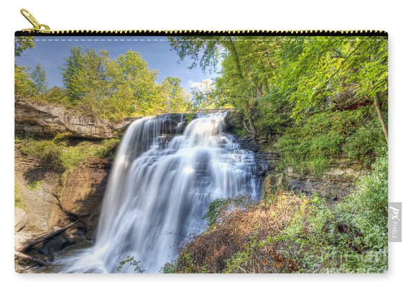 0302 Cuyahoga Valley National Park Brandywine Falls Carry-all Pouch