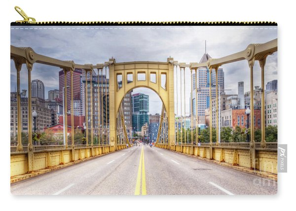 0305  Pittsburgh 10 Carry-all Pouch