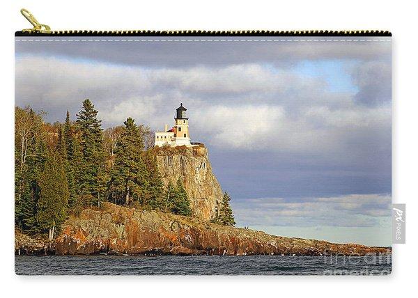 0376 Split Rock Lighthouse Carry-all Pouch