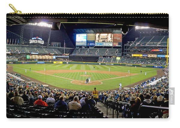 0434 Safeco Field Panoramic Carry-all Pouch