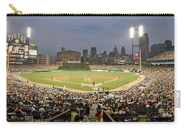 0555 Comerica Park Detroit Carry-all Pouch