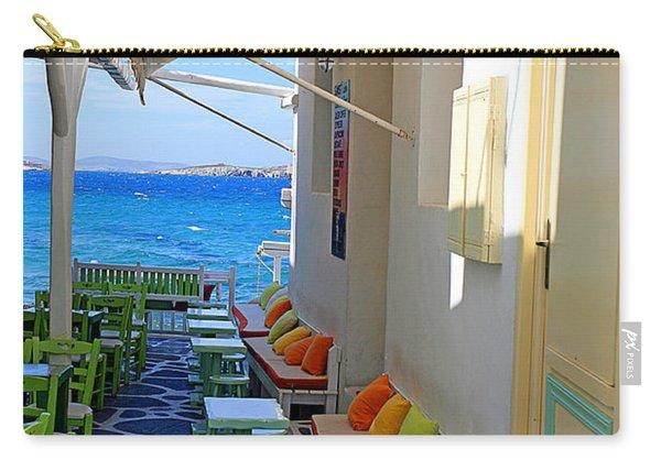 0560 Mykonos Greece Carry-all Pouch
