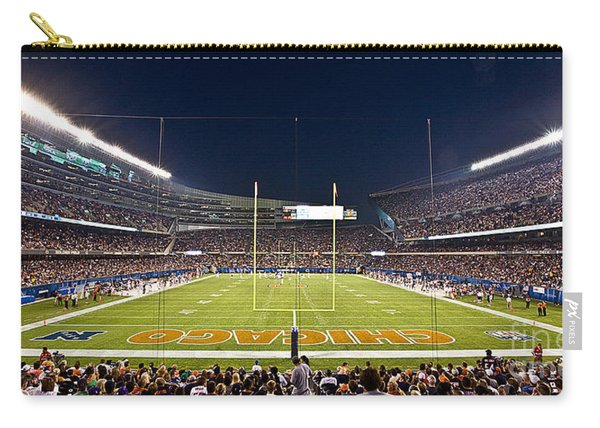 0587 Soldier Field Chicago Carry-all Pouch