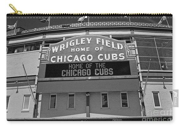 0600 Wrigley Field Carry-all Pouch