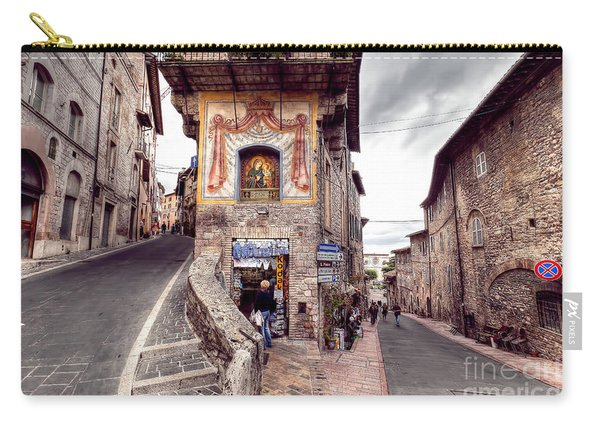 0801 Assisi Italy Carry-all Pouch