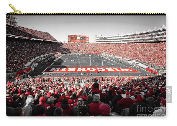 0811 Camp Randall Stadium Carry-all Pouch
