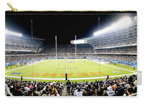 0856 Soldier Field Panoramic Carry-all Pouch