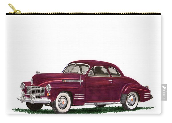 Cadillac 62 Coupe Carry-all Pouch