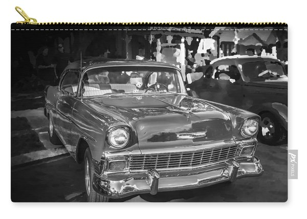1956 Chevrolet Bel Air 210 Bw Carry-all Pouch