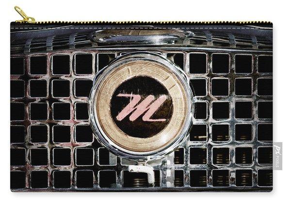 1958 Nash Metropolitan Grille Emblem Carry-all Pouch