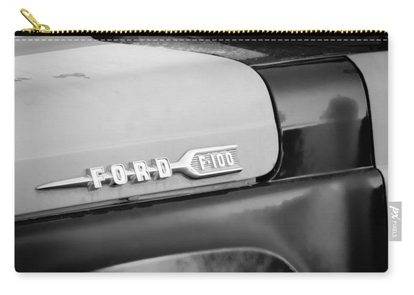 1959 Ford F-100 Emblem Carry-all Pouch
