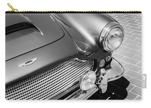 1960 Aston Martin Db4 Series II Grille Carry-all Pouch