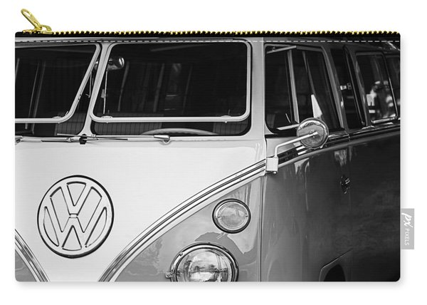1964 Volkswagen Vw Samba 21 Window Bus Carry-all Pouch