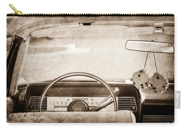 1967 Lincoln Continental Steering Wheel Carry-all Pouch