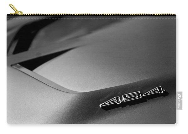 1972 Chevrolet Corvette Stingray Emblem Carry-all Pouch