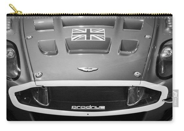 2005 Aston Martin Dbr9 Carry-all Pouch