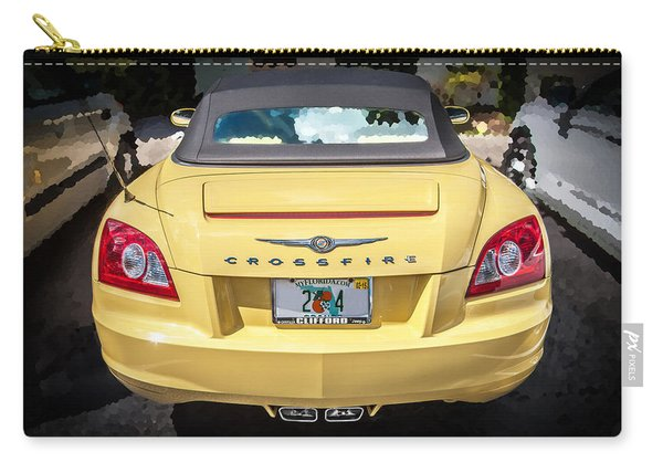2008 Chrysler Crossfire Convertible  Carry-all Pouch