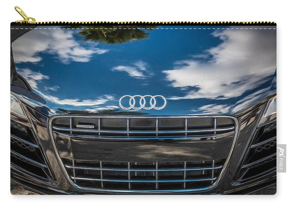 2013 Audi Quattro R8  Carry-all Pouch