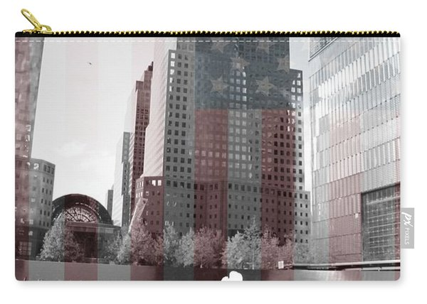 9-11 Memorial Carry-all Pouch