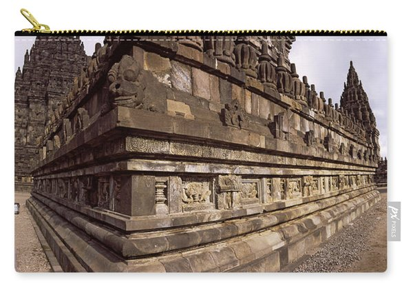9th Century Hindu Temple Prambanan Carry-all Pouch