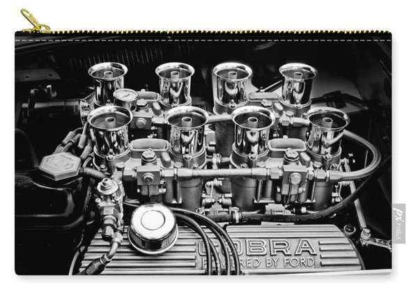 Ac Shelby Cobra Engine Carry-all Pouch