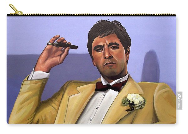 Al Pacino Carry-all Pouch