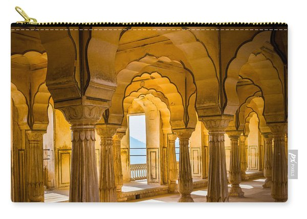 Amber Fort Arches Carry-all Pouch