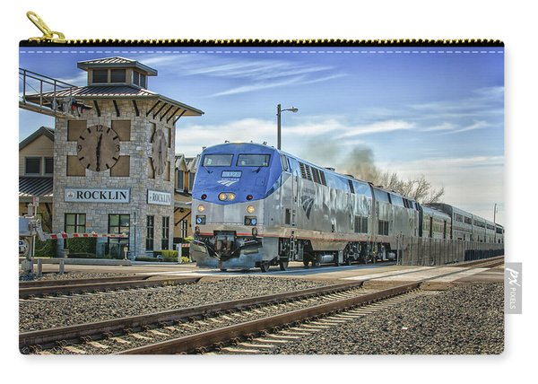 Amtrak 112 Carry-all Pouch