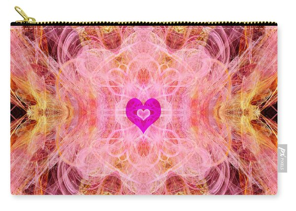 Archangel Chamuel Carry-all Pouch
