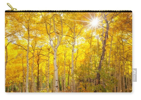 Aspen Morning Carry-all Pouch