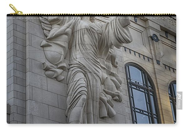 Bass Hall Angel Carry-all Pouch
