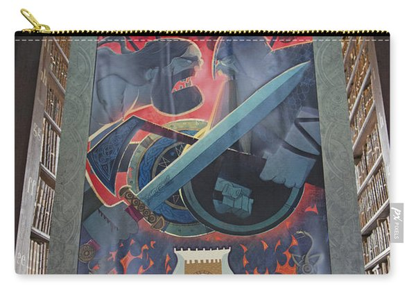 Battle Of Clontarf Carry-all Pouch