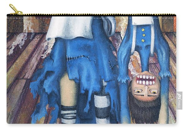 Big Alice Little Door Carry-all Pouch