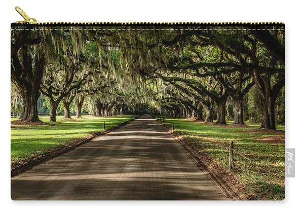 Boone Plantation Road Carry-all Pouch