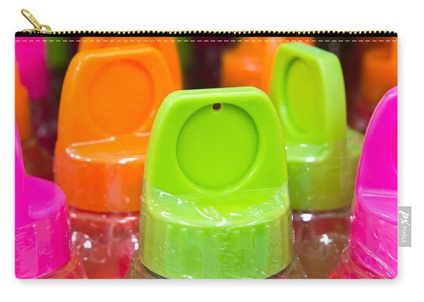 Bottle Tops Carry-all Pouch