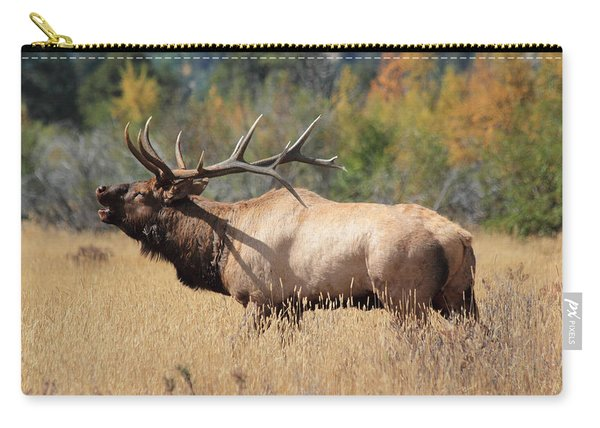 Bugling Bull Carry-all Pouch