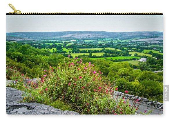 Burren National Park's Lovely Vistas Carry-all Pouch
