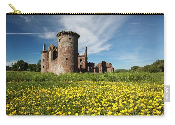 Caerlaverock Castle Carry-all Pouch