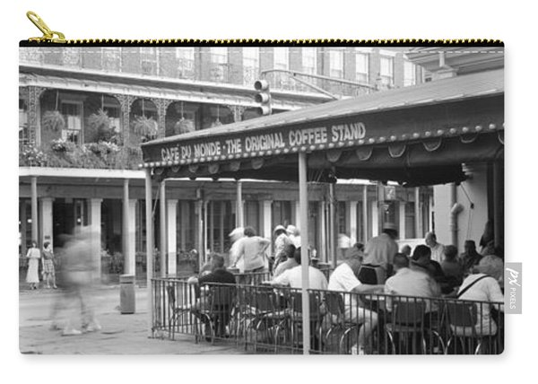 Cafe Du Monde French Quarter New Carry-all Pouch