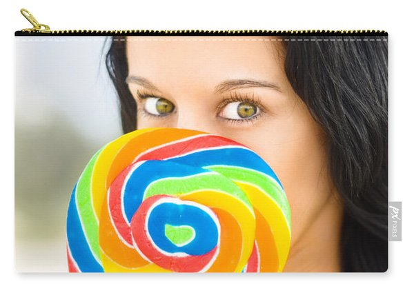 Candy Craze Carry-all Pouch
