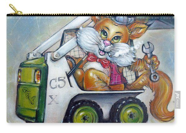 Cat C5x 190312 Carry-all Pouch