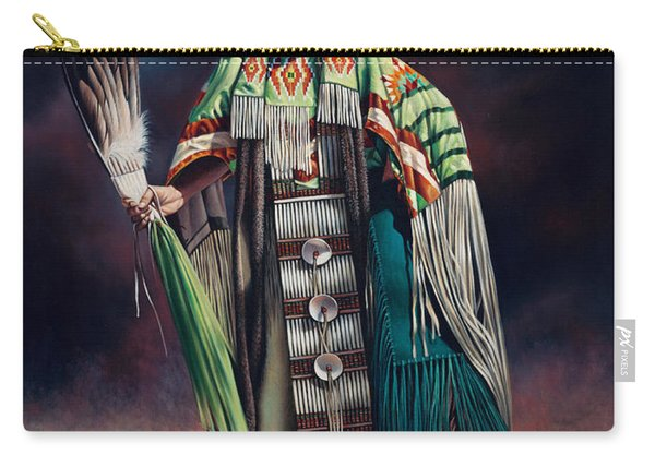 Ceremonial Rhythm Carry-all Pouch